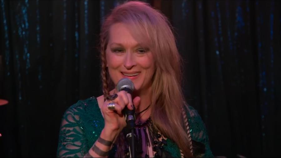 Meryl Streep śpiewa dla córki i... byłego męża