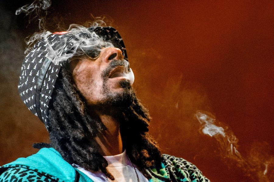 Snoop Dogg zatrzymany na lotnisku we Włoszech. Miał w walizce 420 tysięcy