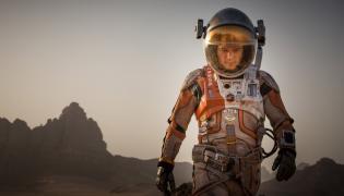 Matt Damon w misji na Marsa