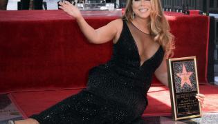 Mariah Carey ma gwiazdę na Bulwarze Sławy