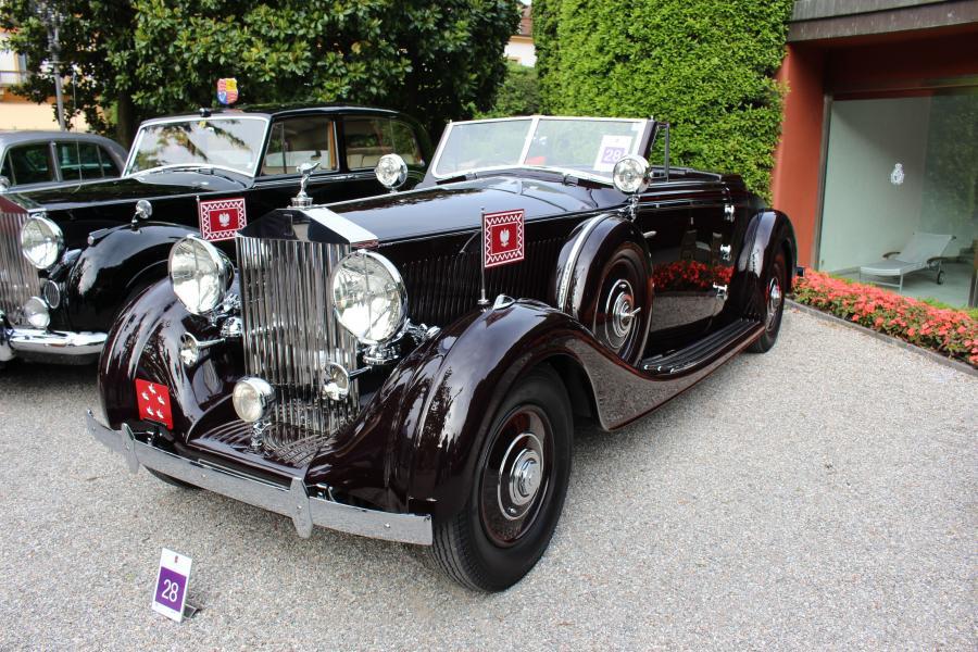 Rolls-Royce generała Władysława Sikorskiego