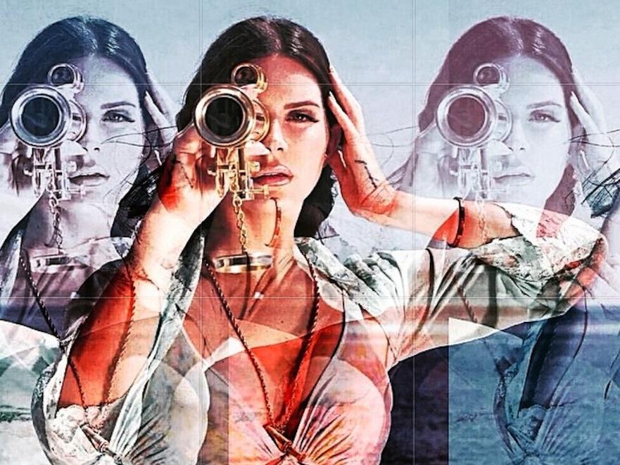 Lana Del Rey przedstawia klip do \