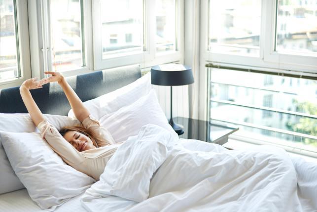1. Kładź się spać wcześnie