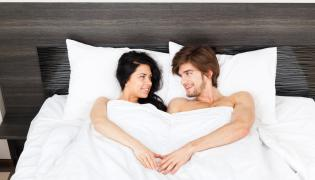 Zakochani w łóżku
