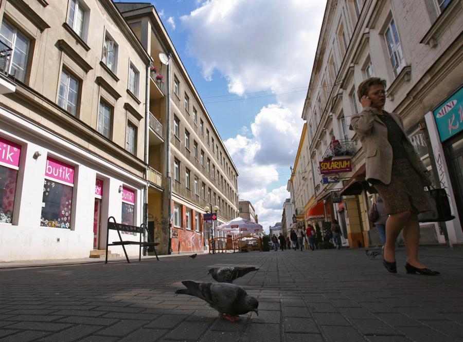 Chmielna i Nowy Świat awansowały Warszawę na 37 pozycję