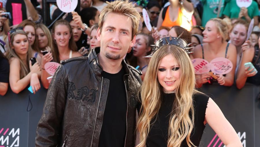 Koniec małżeństwa Avril Lavigne i Chada Kroegera