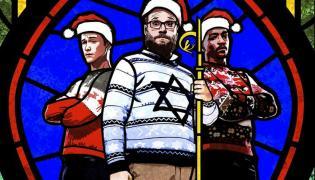 Joseph Gordon-Levitt, Seth Rogen i Anthony Mackie kończą ze świąteczną tradycją