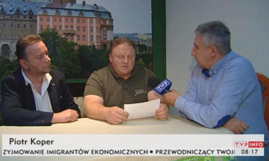 Piotr Koper i Andreas Richter w wywiadzie dla \