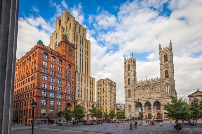 Montreal – miasto z francuskim szykiem