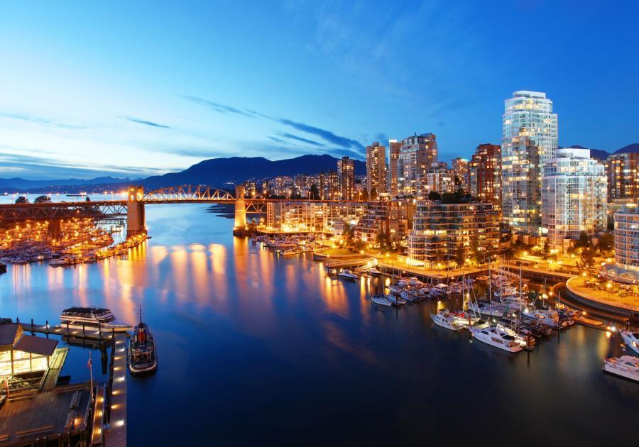 Vancouver, jedno z najciekawszych miast Kanady