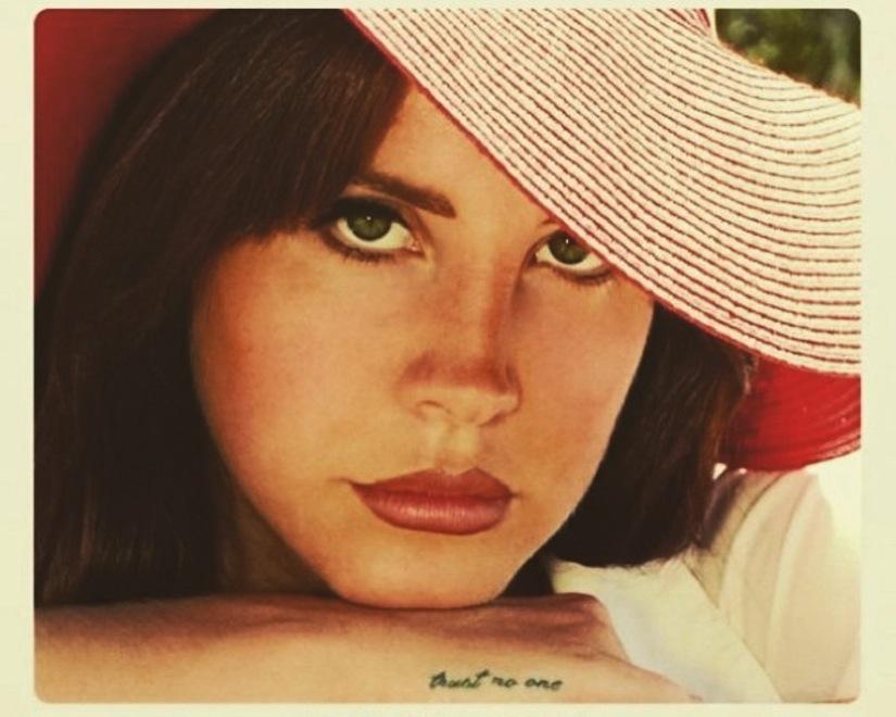 Lana Del Rey zwiastuje \