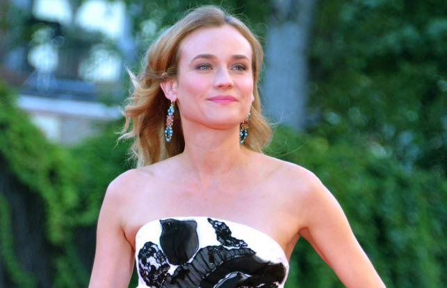 """Diane Kruger na premierze """"11 minut"""" w Wenecji"""