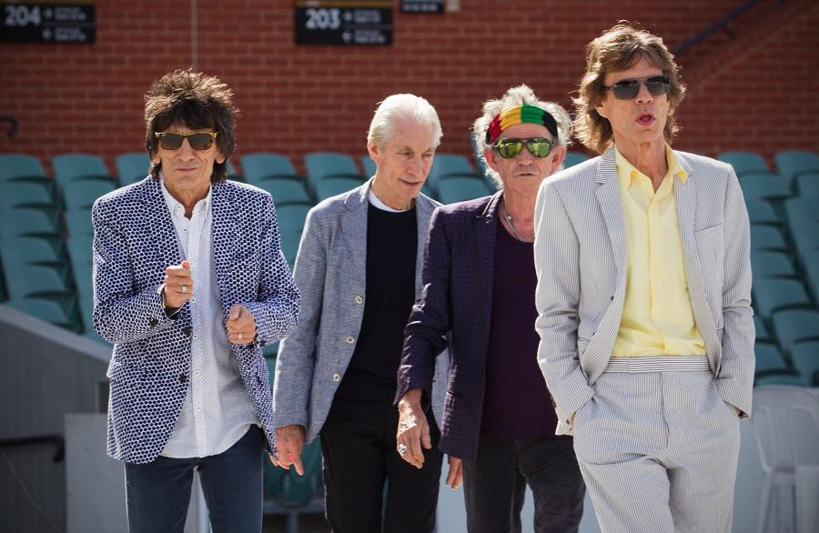 Nowy album The Rolling Stones w 2016 roku