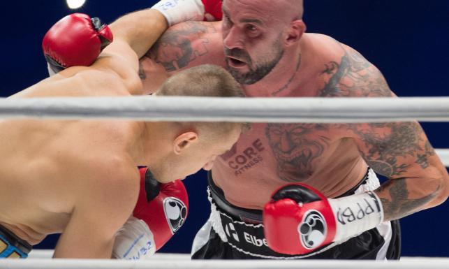 Adamek wygrał przed czasem. Saleta nie wyszedł do ringu po piątej rundzie