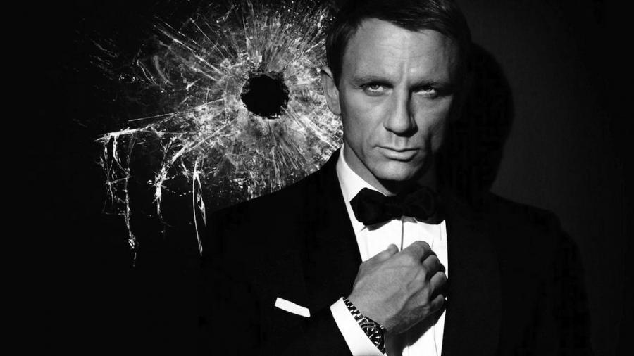 Daniel Craig jako Bond w \