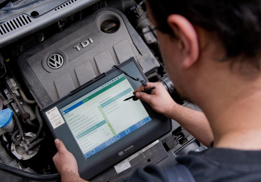 Silnik Volkswagena