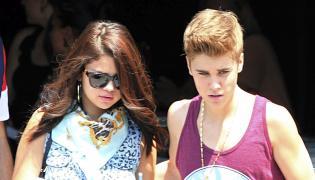 Justin Bieber i Selena Gomez w roku 2012