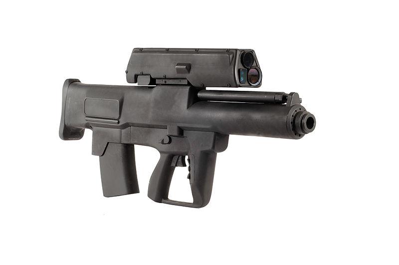 Granatnik XM25