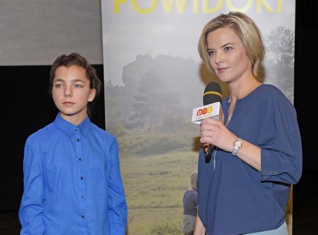Bronisława Zamachowska i Monika Zamachowska
