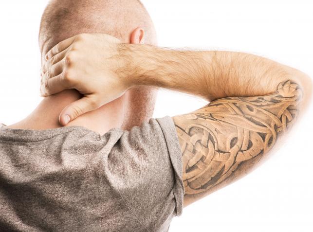Z Tatuażem W Kamasze Mon Luzuje Przepisy Zdjęcie 1