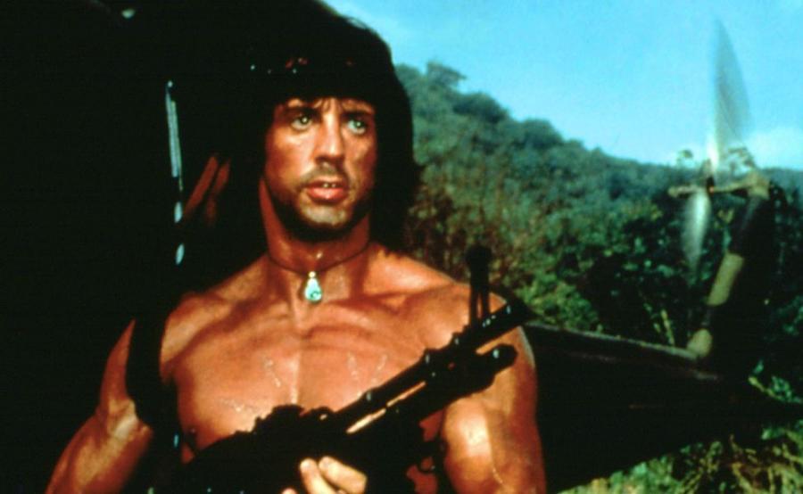 Sylvester Stallone nie będzie Rambo