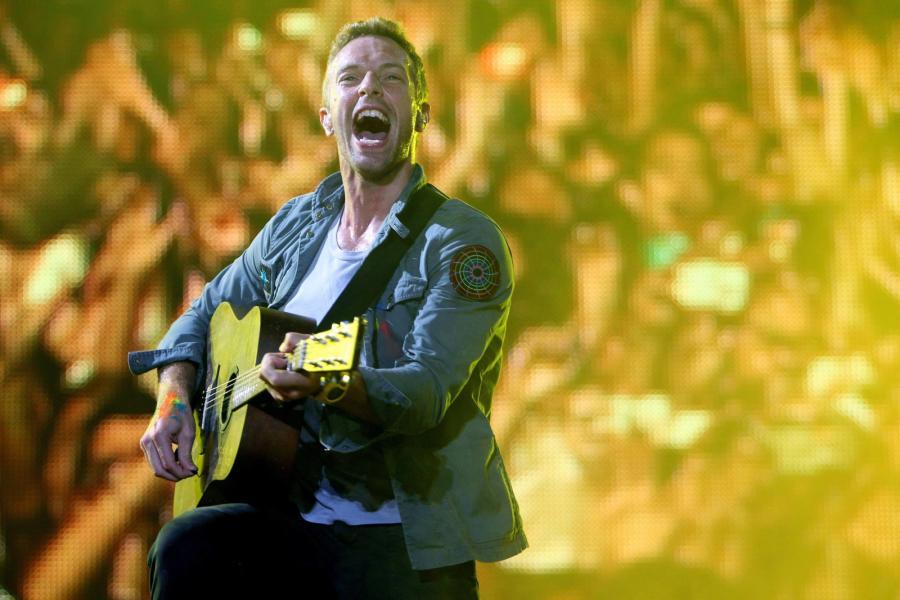 Lider Coldplay pozwany przez paparazzo