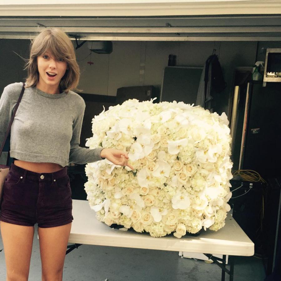 2. Taylor Swift – 2,6 miliona polubień