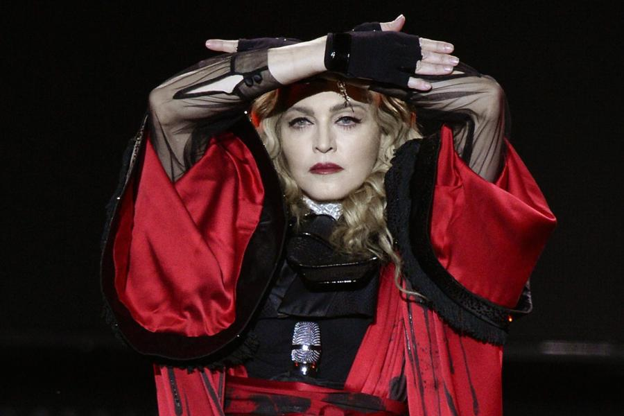 Madonna wróciła do Seana Penna?