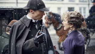 Sherlock tylko raz na dużym ekranie