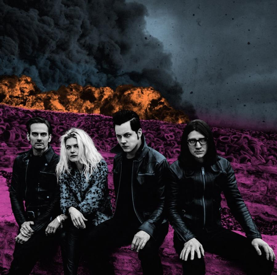 """2. """"Dodge and Burn"""" –Dead Weather"""