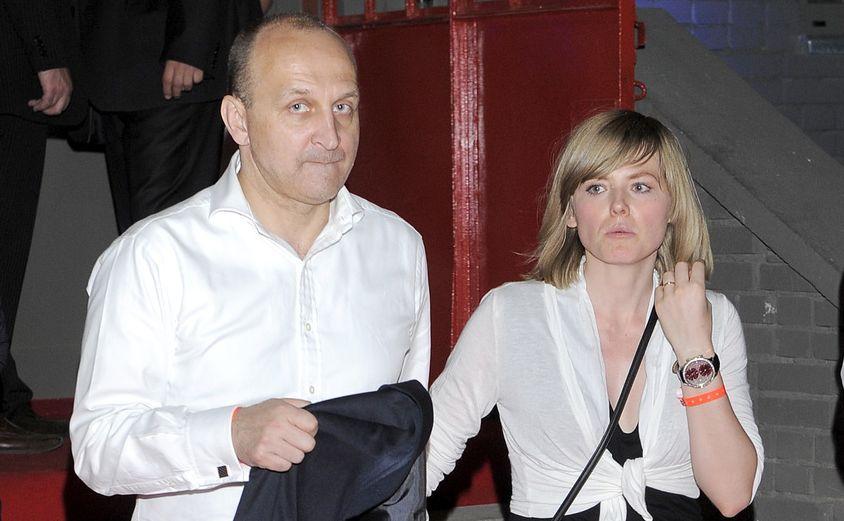 Kazimierz i Izabell Marcinkiewicz