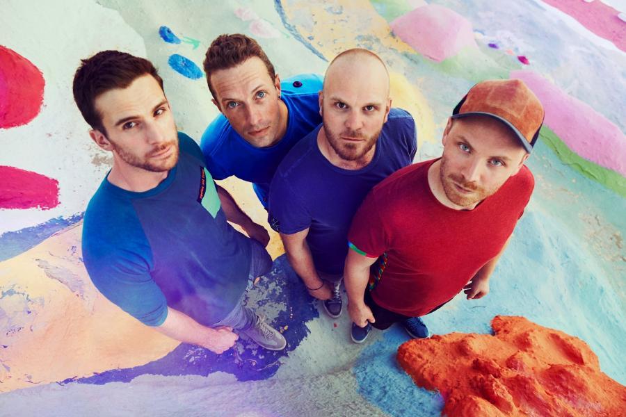 Coldplay zaprosił Beyoncé i gwiazdę Bollywood do swego klipu