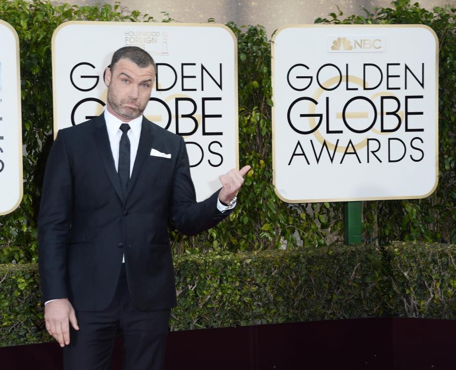 Złote Globy zza kulis: Liev Schreiber