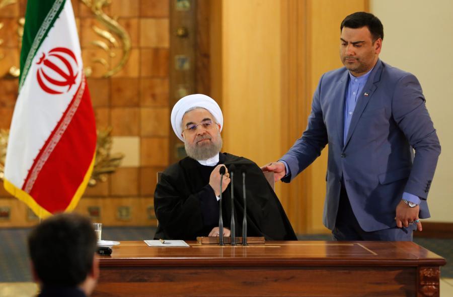 Prezydent Iranu, Hassan Rouhani