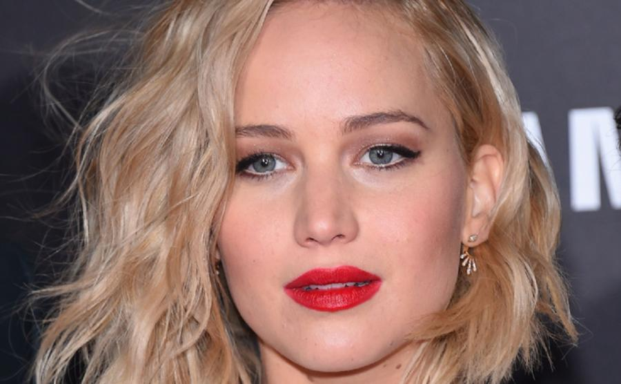 Jennifer Lawrence kochanką Fidela Castro