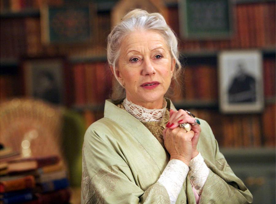 Helen Mirren nie umie się uwolnić od Elżbiety II