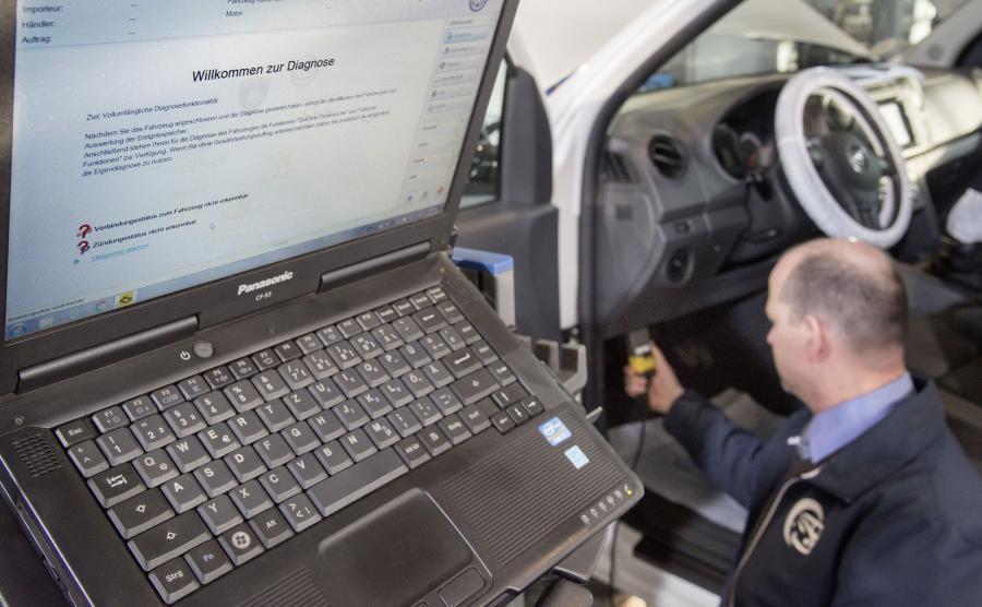 Volkswagen rozpoczyna naprawy w silnikach Diesla EA189