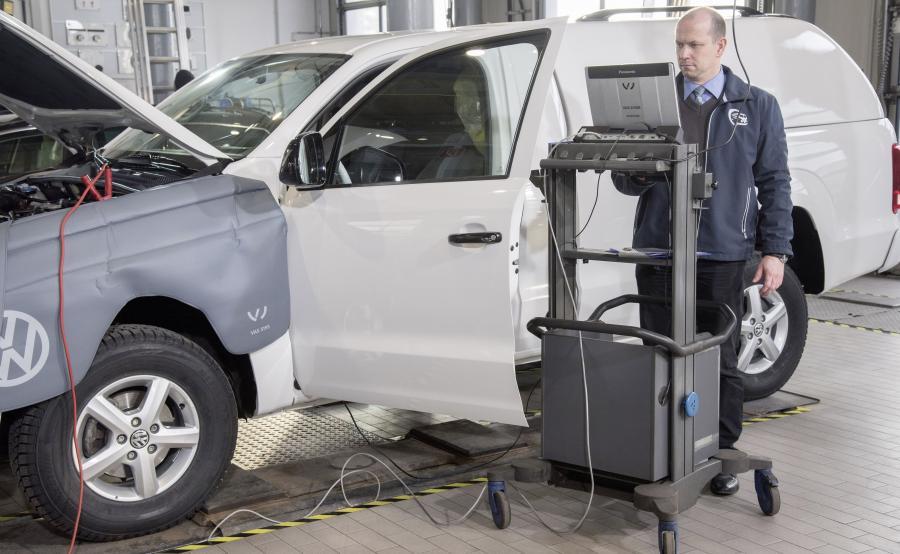 Producenci aut chcą ograniczyć się do zmian oprogramowania systemów sterujących pracą silników