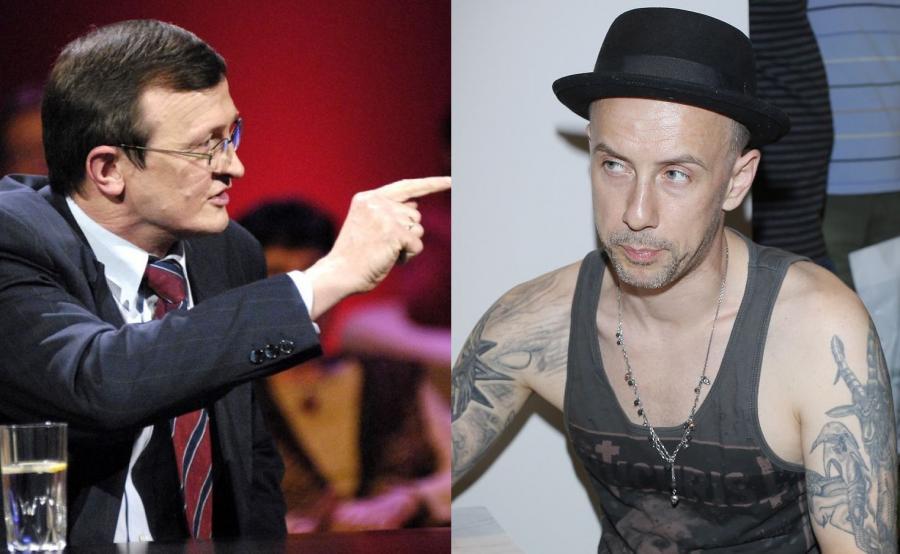 Tadeusz Cymański, Adam Nergal Darski