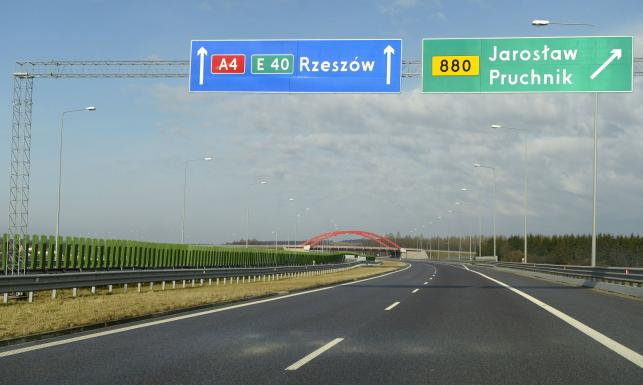 Autostrada A4 może zostać Autostradą Pamięci Żołnierzy Wyklętych. Wpłynęły wnioski do GDDKiA oraz ministerstwa