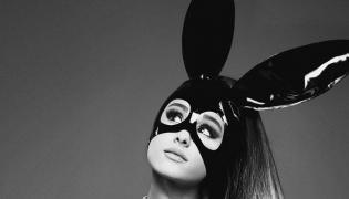 Ariana Grande to zdolny i seksowny króliczek