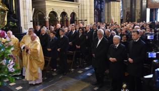 Rocznica pogrzebu pary prezydenckiej