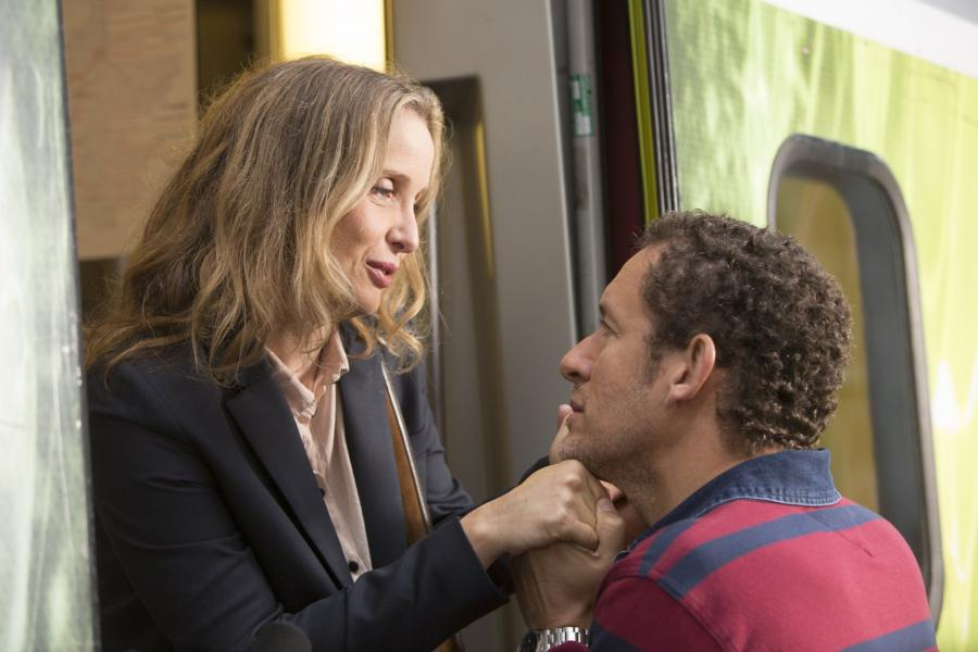 Julie Delpy i Dany Boon w filmie \