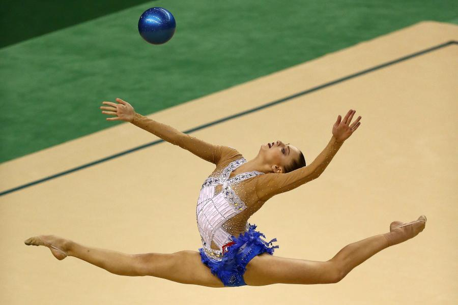 Dziewczyny z gumy walczą o olimpijskie kwalifikacje