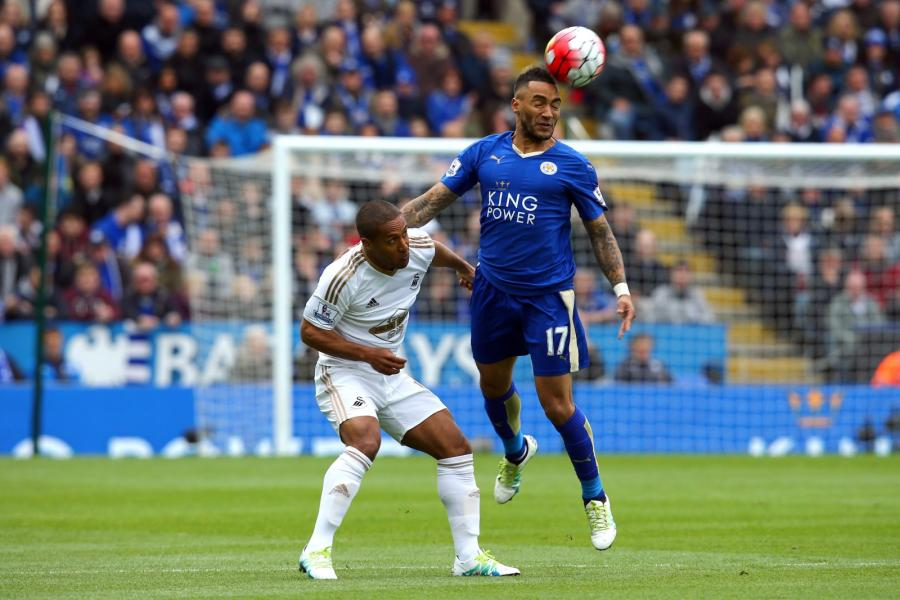 Wayne Routledge i Danny Simpson