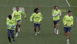 Marcelo ( środku)