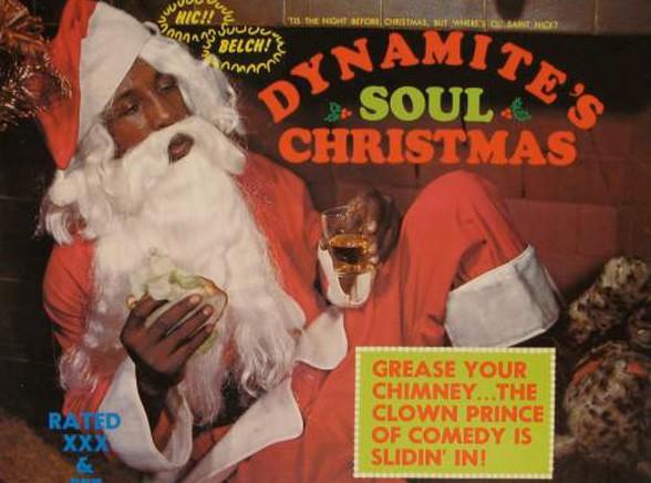 Okładki płyt ze świąteczną muzyką bywają dziwne. I to bardzo!