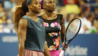 Serena i Venus Williams