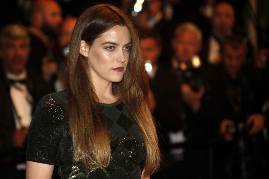"Riley Keough na premierze ""Personal Shopper'"