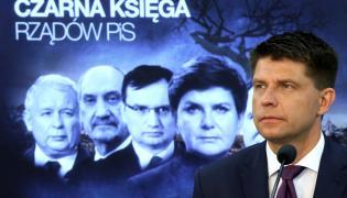 """Ryszard Petru i """"Czarna Księga"""" półrocza rządów PiS"""